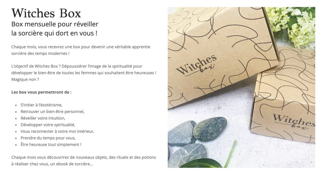 witches box