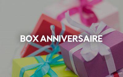 Les 14 Meilleures Box pour un Anniversaire