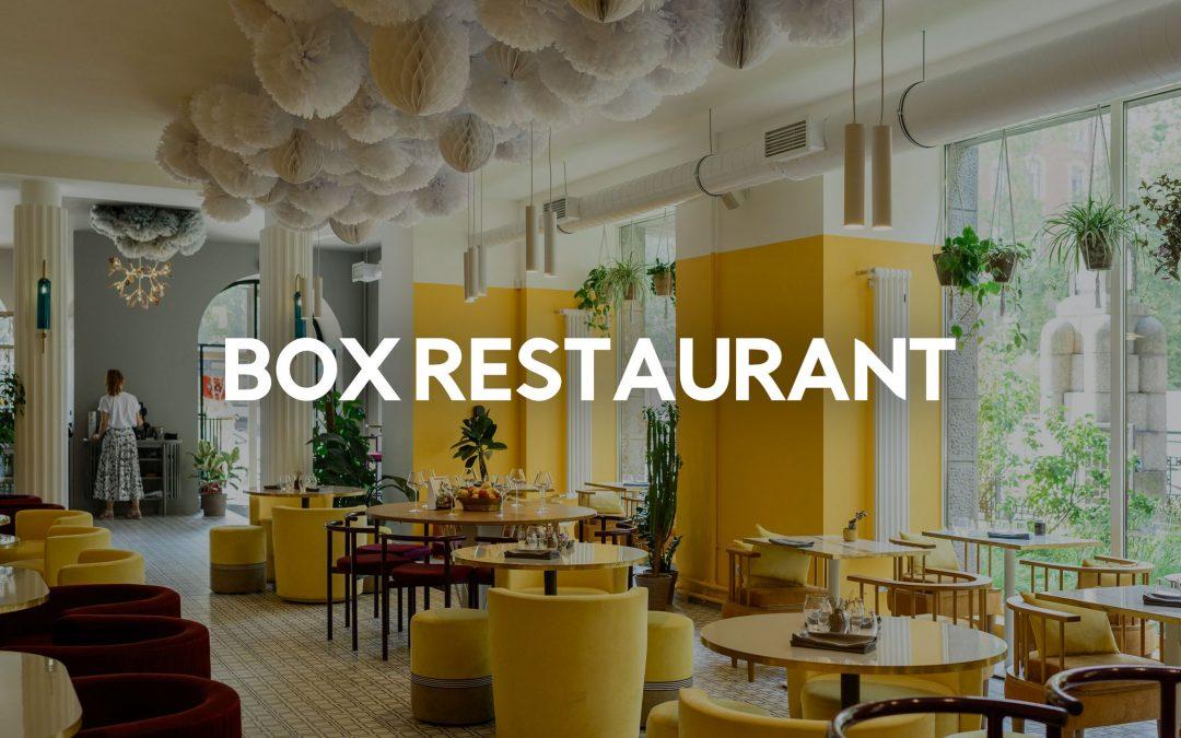 box restaurant