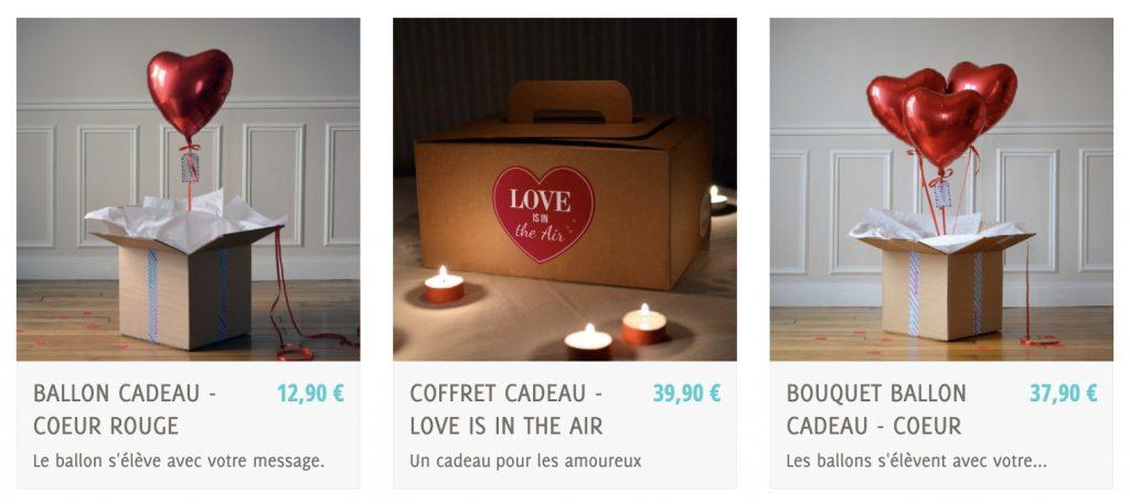 box the pop case saint valentin