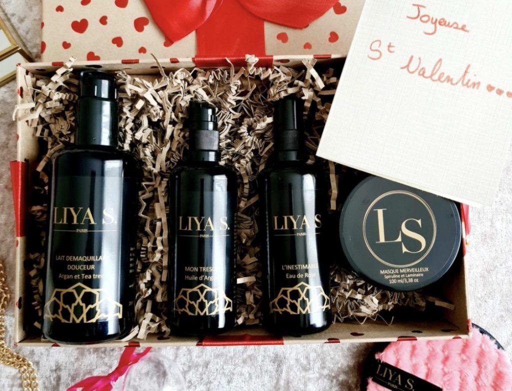box saint valentin liya s