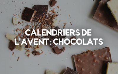Les 15 Meilleurs Calendriers de l'Avent de Chocolats