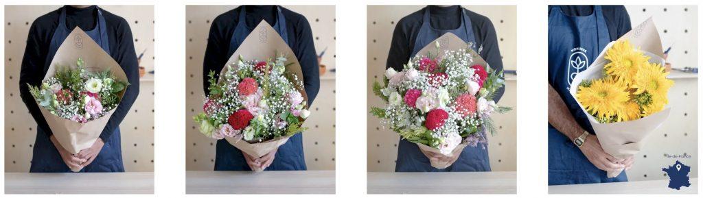 bouquets monsieur marguerite
